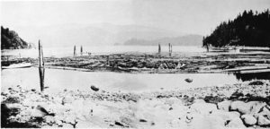 0059 - Log Boom in the Cove