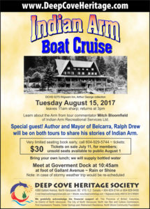 2017 Boat Cruise poster websites