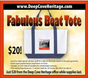 Boat Tote sm