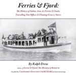 Ferries & Fjord - Front Cover